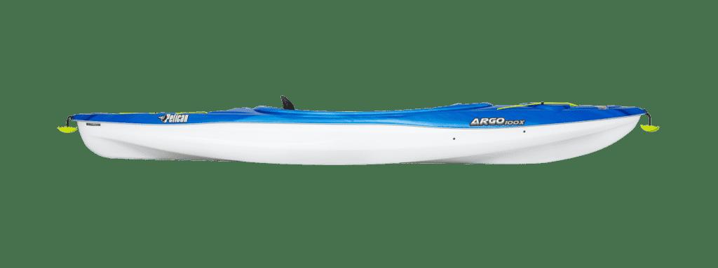 Pelican Argo 100X side view