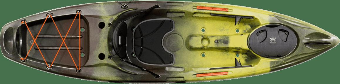 Perception Pescador 10