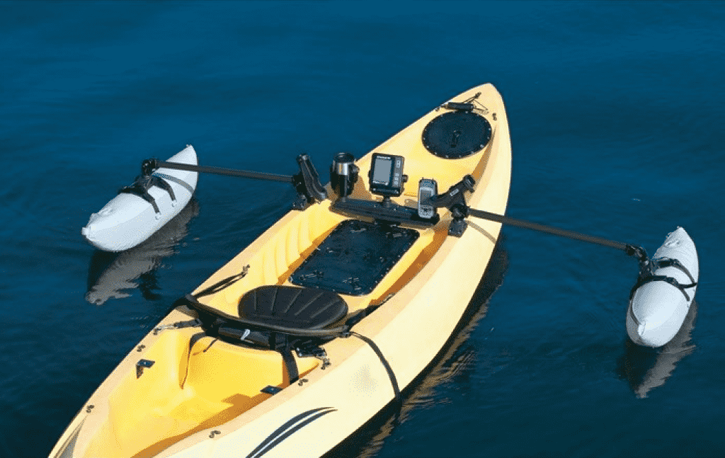 Scotty 302 kayak stabilizer