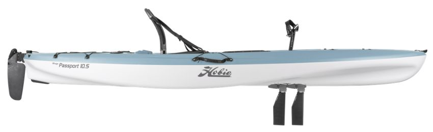 Hobie Passport 10.5 side view