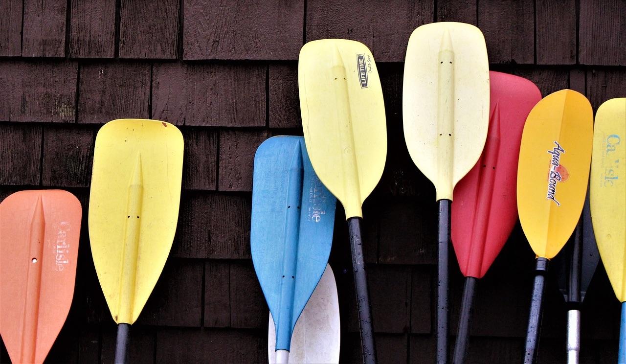 Best Kayaking Paddles