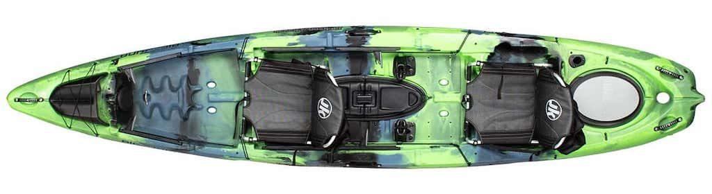 Jackson Big Tuna sit on top kayak