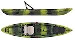 Vibe Yellowfin 120 fishing kayak