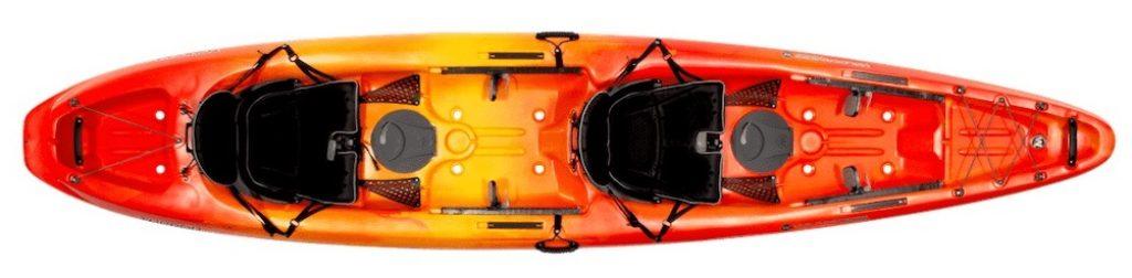Wilderness Systems Tarpon 135T tandem sit-on-top kayak