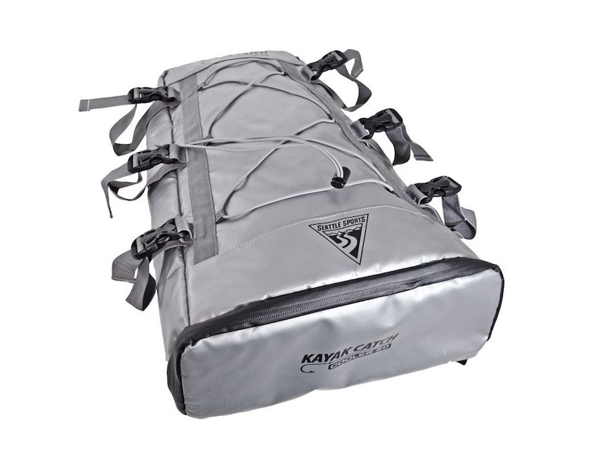 Seattle Sports Kayak Insulated Deck Top Catch Cooler