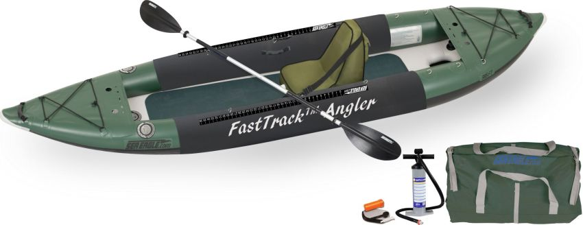 Sea Eagle 385fta FastTrack™ Angler kayak