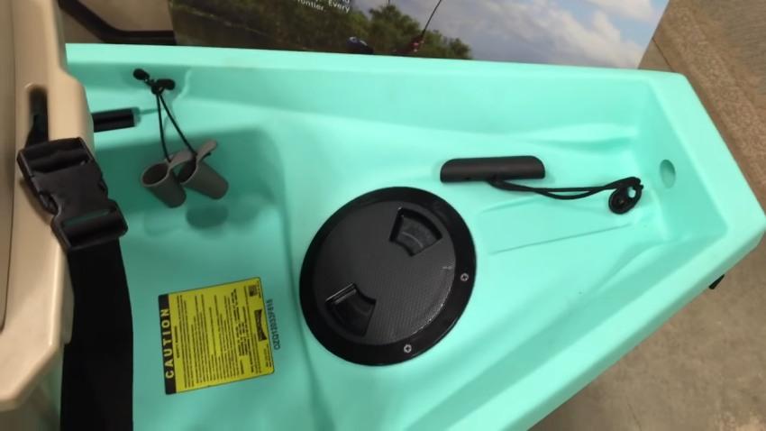 Nucanoe Pursuit access plate