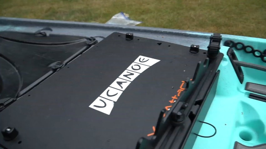 Nucanoe Pursuit box
