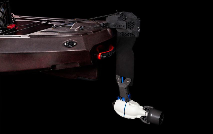 Vibe Shearwater 125 bixpy motor