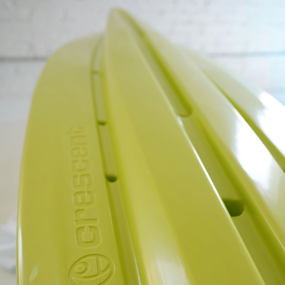 Crescent Ultralite hull shape