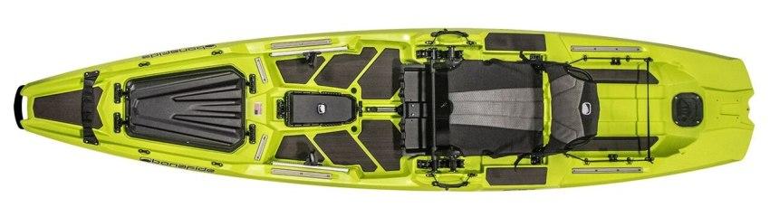 Bonafide Kayaks SS127
