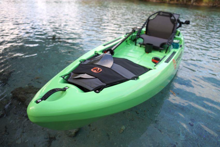 Crescent CK1 Venture kayak: bow