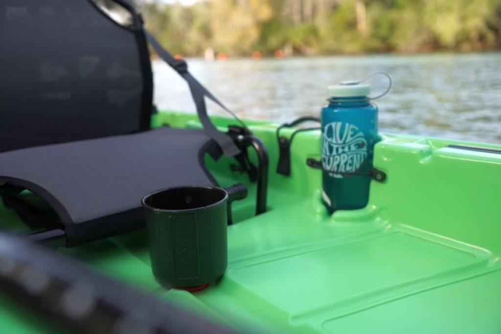 Crescent CK1 Venture kayak cup holders