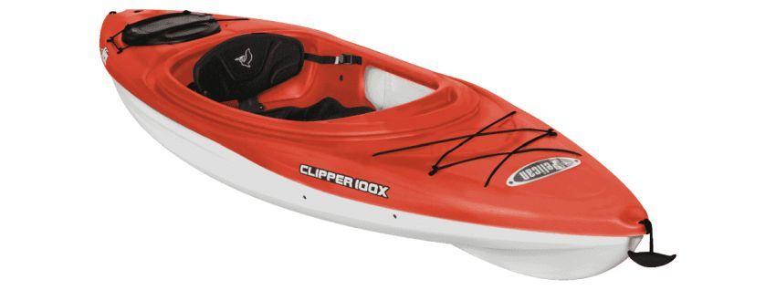 Pelican Clipper 100X