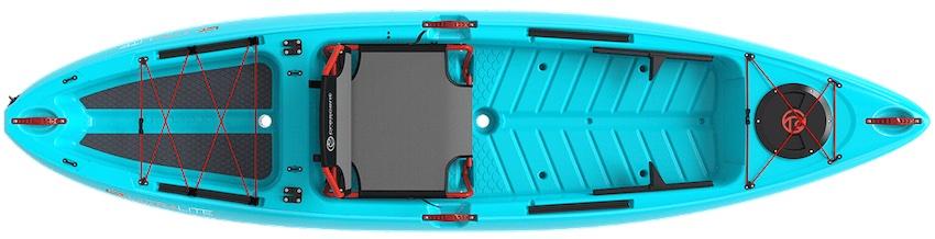 Crescent Ultralite kayak