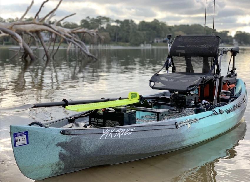 NuCanoe kayaks featured