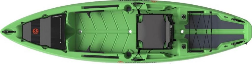 Crescent CK1 Venture fishing kayak