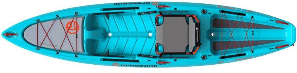 Crescent LiteTackle kayak