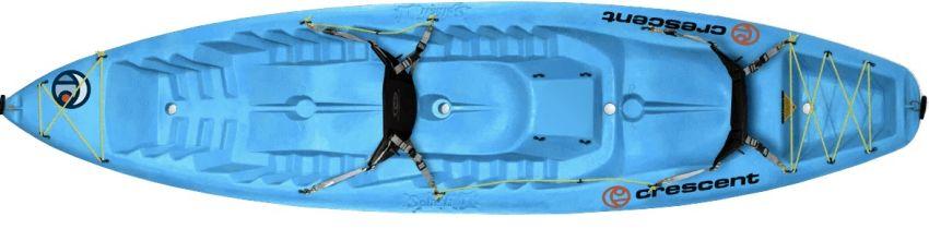 Crescent Splash II kayak
