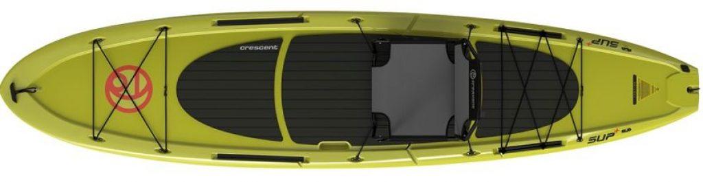 Crescent SUP+ kayak