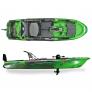 3 Waters Kayaks Big Fish 103