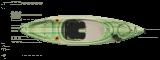 Pelican Argo 100X Angler