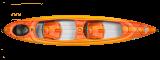 Pelican Argo 136X Tandem